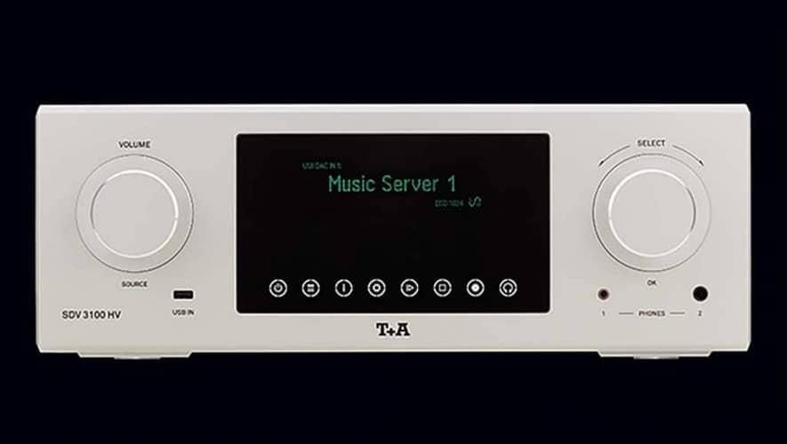 De nieuwe SDV 3100 HV van T+A