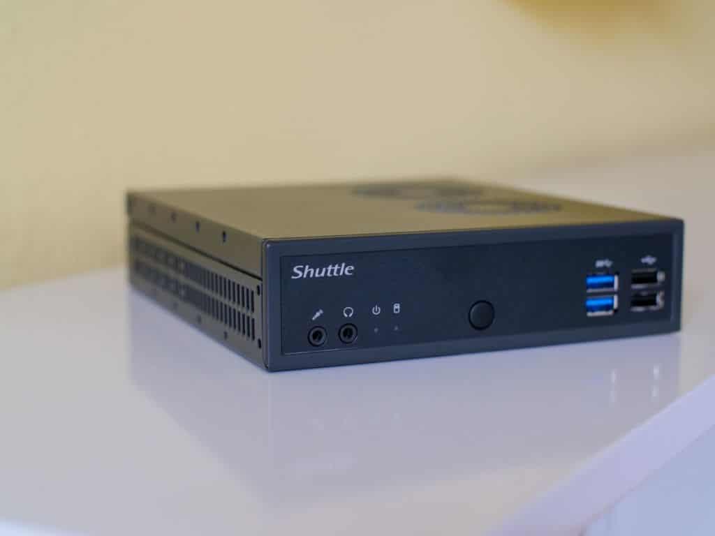Shuttle DH0U2