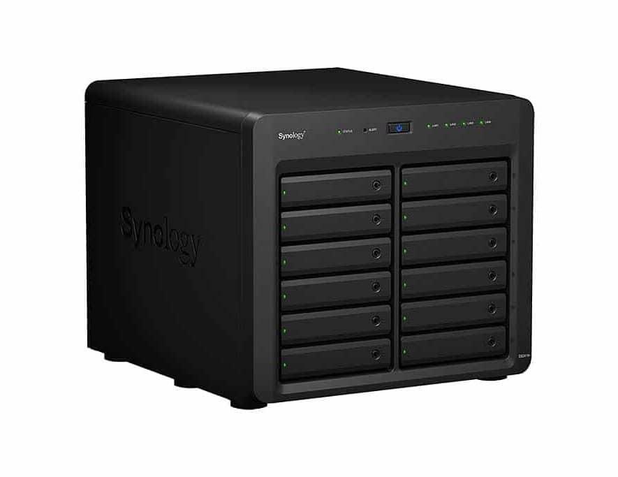De nieuwe DiskStation DS2419+ van Synology