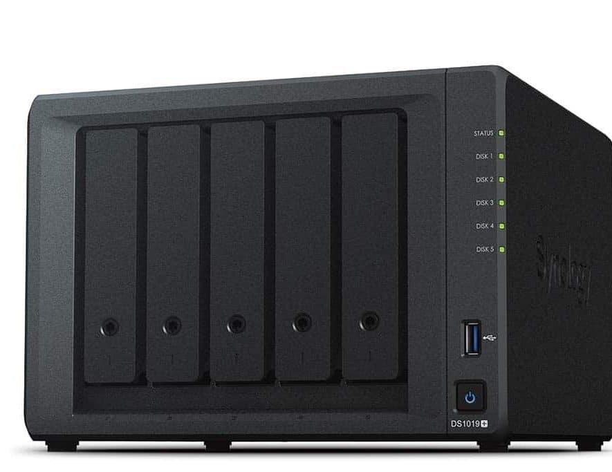 De nieuwe Synology DiskStation DS1019+
