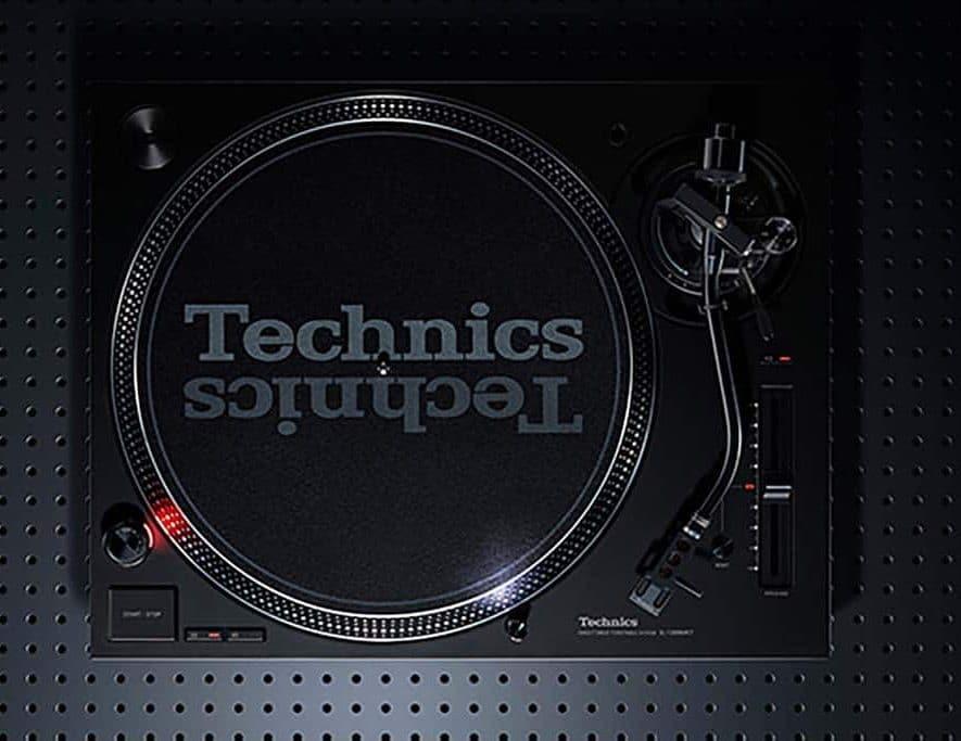 Technics brengt nieuwe SL-1210MK7 DJ draaitafel uit