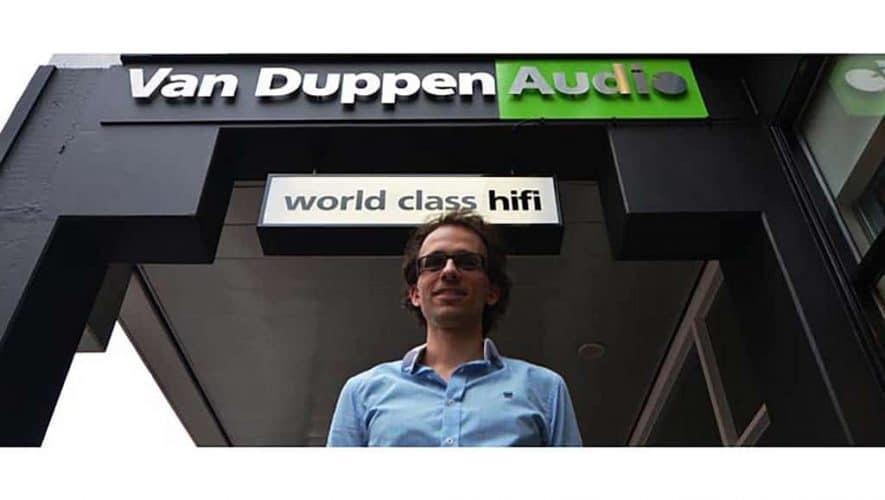 Showtime bij Van Duppen Audio in Venlo