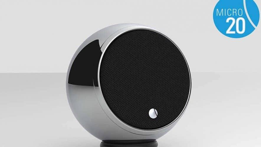 De Gallo Micro luidspreker bestaat alweer 20 jaar