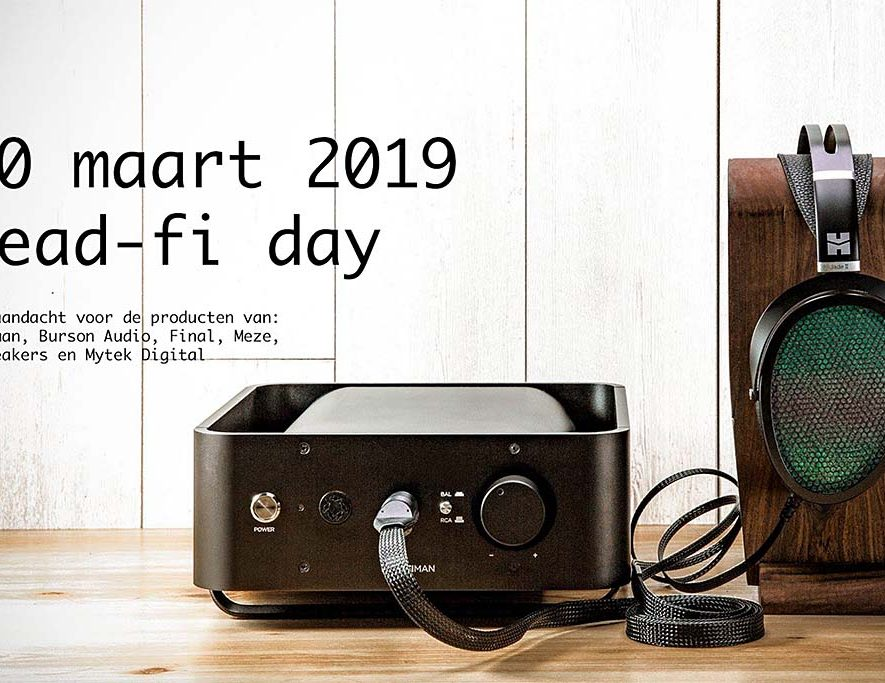 Multifoon Hifi presenteert de top in Headfi