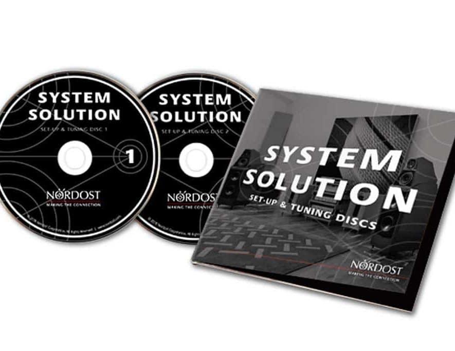 De nieuwe System Set-Up & Tuning Discs van Nordost