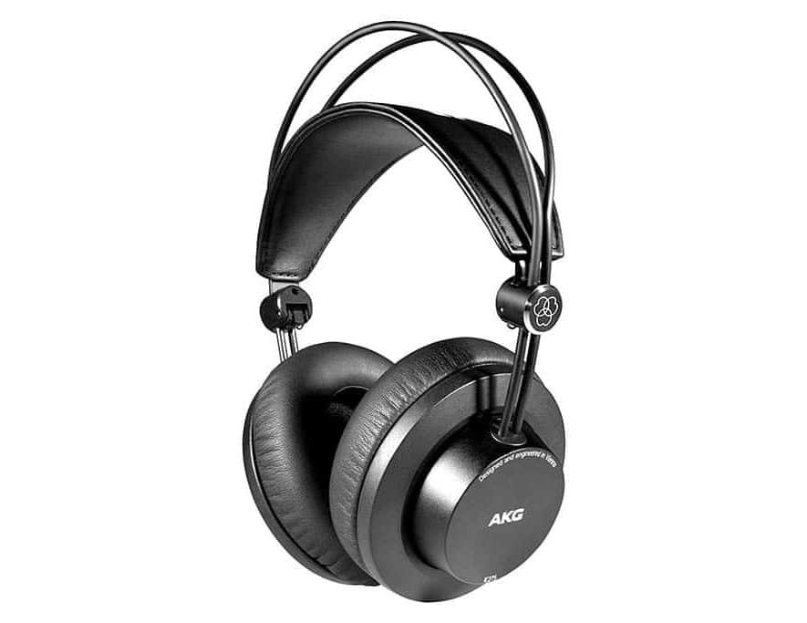 De AKG K275 studio-hoofdtelefoon