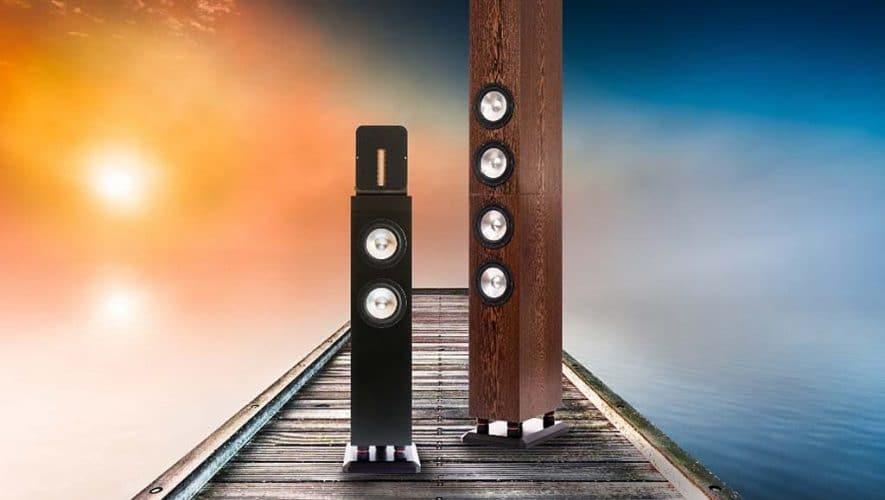 Conquistar & EVO432 luisteren tijdens High End