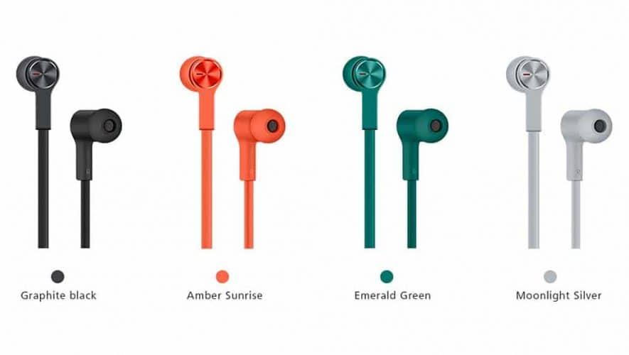 De Huawei Freelace nekbandgebaseerde in-ears