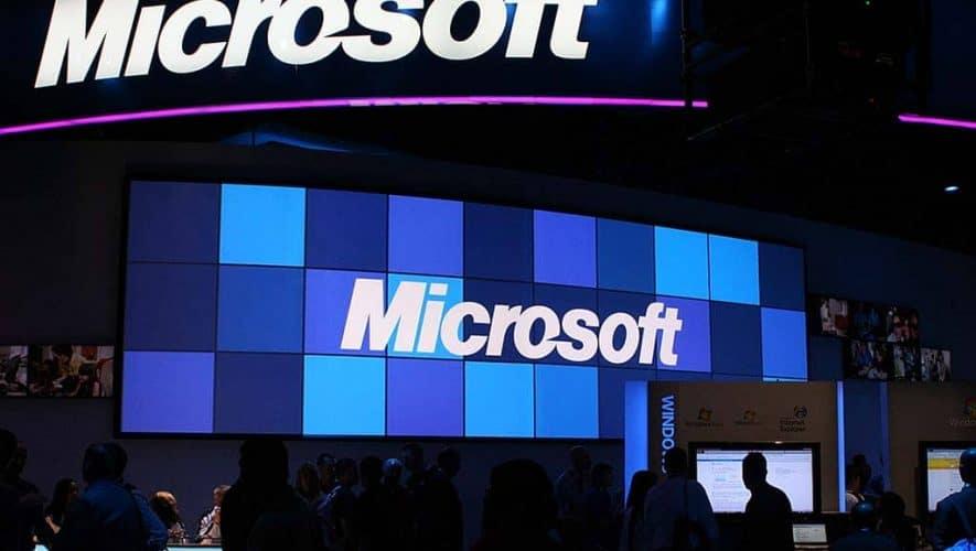 'Microsoft werkt aan volledig draadloze in-ears' (bron afbeelding: https://commons.wikimedia.org/wiki/File:Microsoft_CES_2009.jpg)