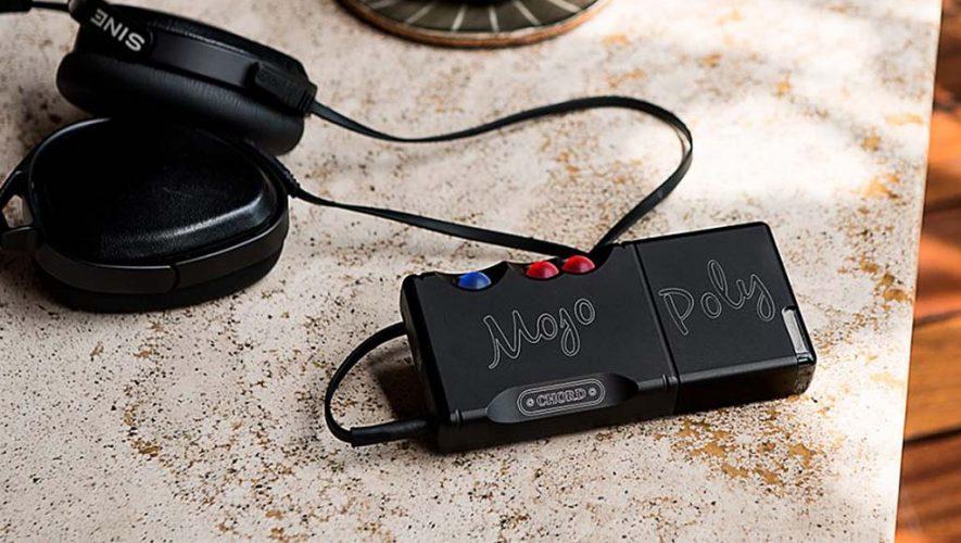 Chord Electronics heeft een nieuwe firmware-update voor de portable Poly uitgebracht