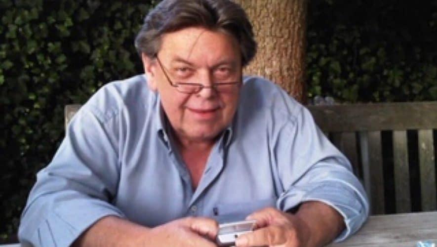 André van den Berg (Dimex) overleden
