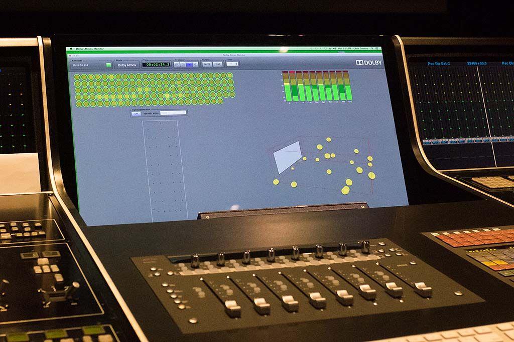 Welp Duizenden nummers 'omgezet' naar Dolby Atmos - Alpha-Audio DZ-71