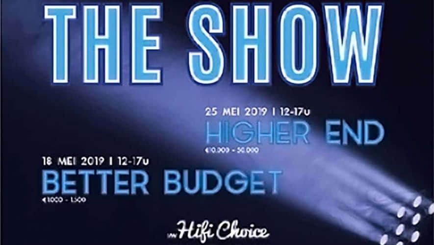 uw Hifi Choice demodagen in mei