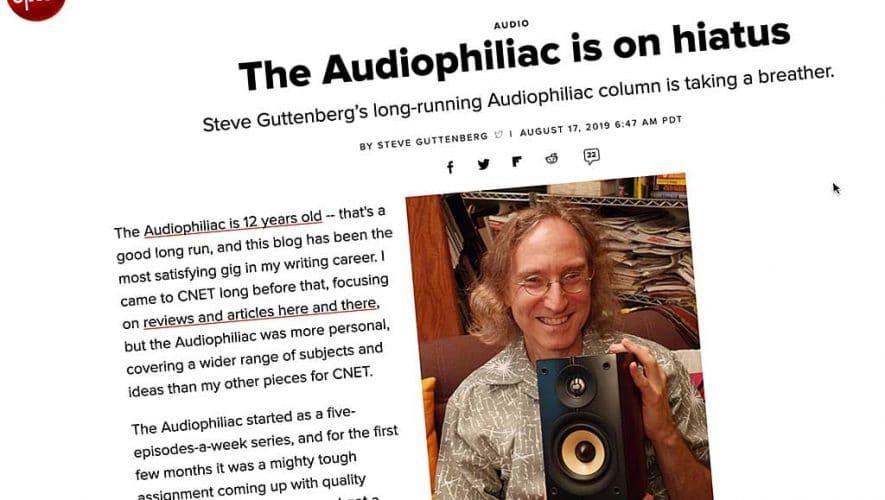 Audiophiliac