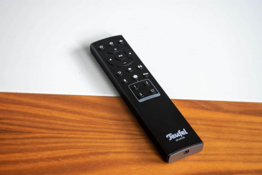 Teufel Cinebar Lux (afstandsbediening)