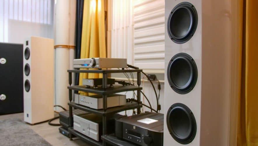 Gauder Akustik Arcona 100 MK2