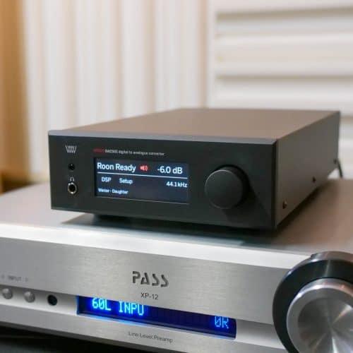 Weiss DAC501