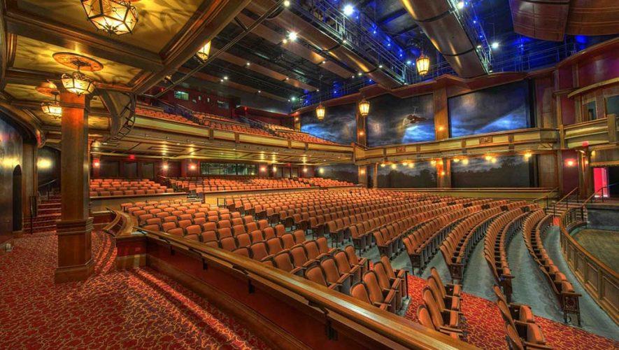 theaters en concertzalen