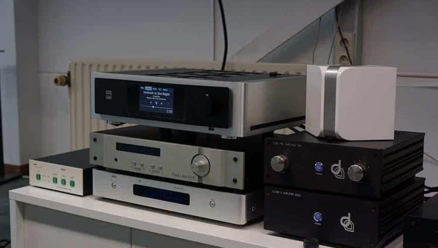 Set-up met meerdere streamers